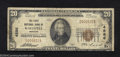 National Bank Notes:Montana, Kalispell, MT - $20 1929 Ty. 1 The First NB Ch. # 4586