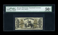 Fractional Currency:Third Issue, Fr. 1355 50c Third Issue Justice PMG About Uncirculated 50 EPQ....