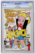 Modern Age (1980-Present):Humor, Richie Rich #200 File Copy (Harvey, 1981) CGC NM+ 9.6 Whitepages....