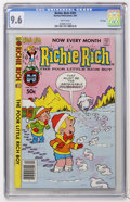 Modern Age (1980-Present):Humor, Richie Rich #201 File Copy (Harvey, 1981) CGC NM+ 9.6 Whitepages....