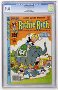 Modern Age (1980-Present):Humor, Richie Rich #203 File Copy (Harvey, 1981) CGC NM 9.4 Whitepages....