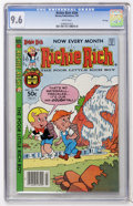 Modern Age (1980-Present):Humor, Richie Rich #204 File Copy (Harvey, 1981) CGC NM+ 9.6 Whitepages....