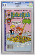 Modern Age (1980-Present):Humor, Richie Rich #205 File Copy (Harvey, 1981) CGC NM/MT 9.8 Whitepages....