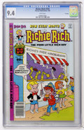 Modern Age (1980-Present):Humor, Richie Rich #216 File Copy (Harvey, 1982) CGC NM 9.4 Whitepages....