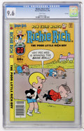 Modern Age (1980-Present):Humor, Richie Rich #217 File Copy (Harvey, 1982) CGC NM+ 9.6 Whitepages....