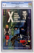 Silver Age (1956-1969):Horror, Movie Comics - X, the Man With the X-Ray Eyes - File Copy (GoldKey, 1963) CGC NM- 9.2....