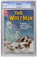 Silver Age (1956-1969):Horror, Movie Classics - The Wolfman - File Copy (Dell, 1963) CGC NM- 9.2Off-white to white pages....