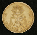 Mexico, Mexico: Republic gold 20 Pesos 1870-MoC,...