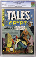 Golden Age (1938-1955):Horror, Tales From the Crypt #20 Gaines File pedigree (EC, 1950) CGC NM/MT9.8 Off-white to white pages....