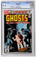 Modern Age (1980-Present):Horror, Ghosts #94 (DC, 1980) CGC NM/MT 9.8 White pages....