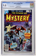 Modern Age (1980-Present):Horror, House of Mystery #280 (DC, 1980) CGC NM/MT 9.8 Off-white to whitepages....