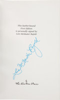 Books:Signed Editions, Lois McMaster Bujold. Mirror Dance....