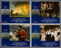 "Movie Posters:Academy Award Winner, The Deer Hunter (Universal, 1978). Lobby Card Set of 4 (11"" X 14"").... (Total: 4 Items)"
