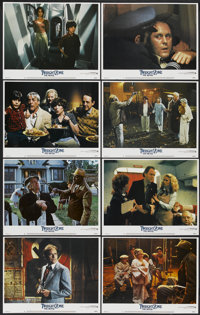 "Twilight Zone: The Movie (Warner Brothers, 1983). Lobby Card Set of 8 (11"" X 14""). Horror.... (Total: 8 Items)"
