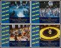 """Movie Posters:Musical, The Wiz (Universal, 1978). Lobby Card Set of 4 (11"""" X 14""""). Musical.... (Total: 4 Items)"""