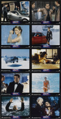 "Movie Posters:James Bond, Die Another Day (MGM, 2002). International Lobby Card Set of 10 (11"" X 14""). James Bond.... (Total: 10 Items)"