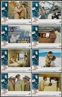 """Catch-22 (Paramount, 1970). Lobby Card Set of 8 (11"""" X 14""""). War.... (Total: 8 Items)"""