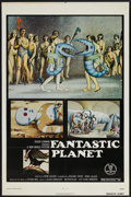 "Movie Posters:Animated, Fantastic Planet (New World, 1974). One Sheet (27"" X 41""). Animated...."