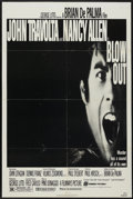 "Movie Posters:Mystery, Blow Out (Filmways, 1981). One Sheet (27"" X 41""). Mystery...."