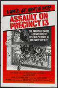 "Movie Posters:Action, Assault on Precinct 13 (Turtle Releasing, 1976). One Sheet (27"" X 41""). Action...."