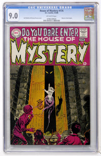 House of Mystery #174 (DC, 1968) CGC VF/NM 9.0 Off-white pages