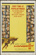 """Movie Posters:War, The Longest Day (20th Century Fox, 1962). One Sheet (27"""" X 41"""").War...."""
