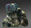 Minerals:Cabinet Specimens, ALEXANDRITE IN MATRIX. ...