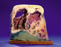 "Minerals:Cabinet Specimens, RASPBERRY AMETHYST ""VUG"" . ..."