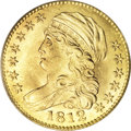 Early Half Eagles, 1812 $5 MS65 PCGS....