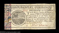 Colonial Notes:Continental Congress Issues, Continental Currency May 10 1775 $20. This $20 from the ...