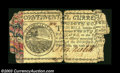 Colonial Notes:Continental Congress Issues, Continental Currency May 10, 1775 $20. The rarest of the ...