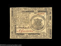 Colonial Notes:Continental Congress Issues, Continental Currency November 29, 1775 $1 Choice About New.