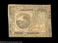 Colonial Notes:Continental Congress Issues, Continental Currency November 29, 1775 $6 Very Fine. A ...