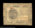Colonial Notes:Continental Congress Issues, Continental Currency November 29 1775 $7 About New. A bit ...