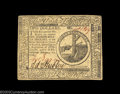 Colonial Notes:Continental Congress Issues, Continental Currency February 17, 1776 $2 Choice Extremely ...