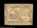 Colonial Notes:Continental Congress Issues, Continental Currency February 17, 1776 $6 Very Fine. A ...