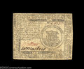 Colonial Notes:Continental Congress Issues, Continental Currency May 9, 1776 $1 Extremely Fine. Bright,...