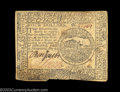 Colonial Notes:Continental Congress Issues, Continental Currency May 9, 1776 $4 Very Fine. Boldly ...