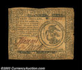 Colonial Notes:Continental Congress Issues, Continental Currency July 22, 1776 $3 Very Fine. A problem-...