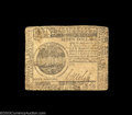 Colonial Notes:Continental Congress Issues, Continental Currency May 20, 1777 $7 Very Fine. A nice ...