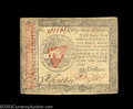 Colonial Notes:Continental Congress Issues, Continental Currency January 14, 1779 $55 Choice About New.
