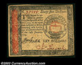 Colonial Notes:Continental Congress Issues, Continental Currency January 14, 1779 $65 Choice About New.
