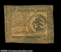 Colonial Notes:Continental Congress Issues, Four May 9, 1776 Continentals. A $2 grading Fine with ... (4 notes)