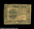 Colonial Notes:Continental Congress Issues, Three Nice Continentals. The first two notes are from the ... (3notes)