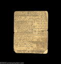 Colonial Notes:Delaware, Delaware May 1, 1756 20s. This note has many of the ...