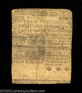 Colonial Notes:Delaware, Delaware March 1, 1758 15s Fine. Strengthened along its ...