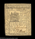 Colonial Notes:Delaware, Delaware May 1, 1777 20s Choice Very Fine. Gorgeous from ...