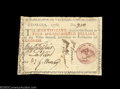 Colonial Notes:Georgia, Georgia $4 1776 Choice Very Fine. A lovely Georgia note, ...