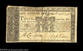 Colonial Notes:Maryland, Maryland January 1, 1767 $1 Choice Very Fine. This much ...
