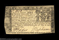 Colonial Notes:Maryland, Maryland April 10, 1774 $4 Choice About New. A boldly ...